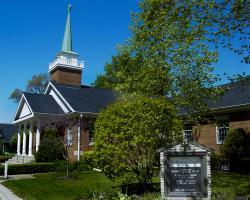 First Presbyterian Church of Itasca