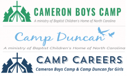 Baptist Children's Homes of NC: Wilderness Camping Programs